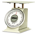Dial Receiving Scale - Heavy Duty 100 lbs. x 4 oz. Capacity