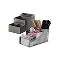American Metalcraft BARS5 Caddy, Coffee, Stainless Steel, Satin