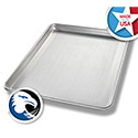 Chicago Metallic 40917 Display Pan, 16 GA, Silver Finish