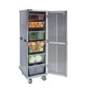Cres Cor 1091840 Insulated Mobile Enclosed Utility Cabinet