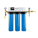 Dormont CLDBMX-S3B Three Stage Commercial Beverage Filtration System, GAC Filter, 2 Chloramine Block Filters