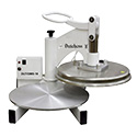 "Dutchess DUT/DMS-18 Pizza Dough Press, Manual, 18"" Round"