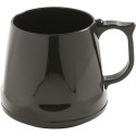 Dinex DX400003 The Heritage Collection Stackable Mug, Insulated 8 Oz - Onyx, CS of 48/EA