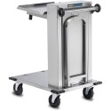 "Dinex DXIDT1C1520 Cantilever, Single Stack 15"" X 20"" - Stainless Steel"