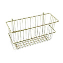 "Eagle Group WB-X Wire Basket, Walstor Modular Wall System, 13-1/4"" x 5-1/4"" x 7"""