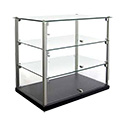 """Equipex TN583 3-Tier Ambient Display, 23""""W"""