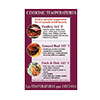 Franklin Machine Products 142-1500 - Cooking Temperatures Poster