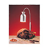 Franklin Machine Products 224-1051 - Carving Station Bulb Warmer By Nemco Gray Enamel Hood