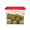 Franklin Machine Products 247-1092 - Camwear Storage Container By Cambro 6 Qt