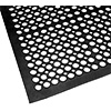 "Franklin Machine Products 280-1242 - Tek-Tough Jr. Safety Floor Mat By Teknor Apex Grease Resistant, 3' X 10' X 1/2"" Thick"