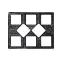 G.E.T. Enterprises ML-175 - Tile, 27""