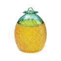 G.E.T. Enterprises SW-1410 - Pineapple Glass, 20 oz. (25 oz. rim-full)