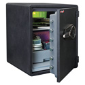 FireKing KY1915-1GREL 1-Hour Fireproof Safe and Water Resistant with Electronic Lock