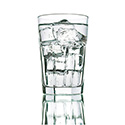 MCIC ARA263 Drink Glass, Long, 10.25 Oz, CS of 48/EA