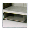 Metro LXHK-UGRH - Lodgix Accessory, Under Deck Glass Rack Holder/Shelf