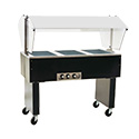 Eagle Group BPDHT2-120 Deluxe Service Mate, Portable Buffet Hot Food Table, electric