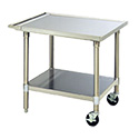 """Eagle Group MET2430S Equipment Stand, mobile, 30""""W x 30""""D"""