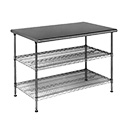 "Eagle Group T3036EBW AdjusTable Work Surface System, basic unit, 36""W x 30""D x 33-1/2""H"