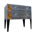 Marsal & Sons EDO42STACKED Electric Pizza Oven, 2 Deck