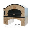 Marsal & Sons MB60 Gas Pizza Oven, Single