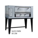 Marsal & Sons SD236STACKED Slice Series Gas Pizza Oven