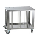 "Oneida ST11102001 Buffet Serving System Stack/Storage Cart, 30""L X 22""W X 25-1/2""H"