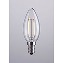 Zuo Modern P50013 LED Type B Light Bulb, 2W, Clear