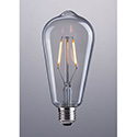 Zuo Modern P50021 LED Type B Light Bulb, 2W, Clear