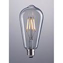 Zuo Modern P50022 LED Type B Light Bulb, 2W, Clear