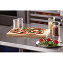 "American Metalcraft PS1116 Pizza Stone, Deluxe, Rectangle, 16"" L"