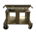 Rational 60.30.332 UG II Mobile Oven Stand For SCC62/CM102 Combis