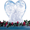 Carlisle SHR102 Ice Sculptures Heart