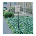 Rubbermaid FGSSIG Smokers' Station Wall Mount In
