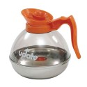 Update CD-8890/OR Coffee Decanter PC S/S Base 60 Oz Decaf
