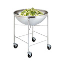 Vollrath 79818 Bowl Stand/Dolly, Mobile, Mixing Bowl