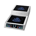 Waring WIH800 Induction Range, Countertop, D