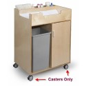Whitney Brothers WB3004 Caster Set for Mobility Changer