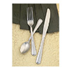 World Tableware 139039 - Classic Rim European Dinner Fork, CS of 3/DZ