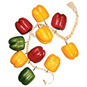 Berk Concession Supply 8011590 Bell Peppers On a Rope