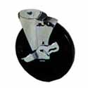 """8-1/2""""Diam. Casters For High Volume Commercial Electric Fryer 300-014"""