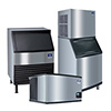 Manitowoc IY-1006A-261 Ice Maker with B-970 Bin
