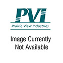Prairie View VYRE.25 - Vinyl Pan Rack Cover, For End Load Half Size Racks