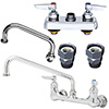 T&S B-0310-LNM - Single Temp Pantry Faucets
