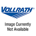 Vollrath 47613 Cover Only For 47610 Double Wall Insulated Shaker, Imported