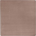 Joy Carpets 80T-09 Endurance Area Rug, 12' x 12', Rectangular, Taupe