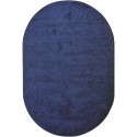 Joy Carpets 80SS-03 Endurance Area Rug, 12' x 8', Oval, Midnight Sky
